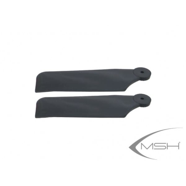 MSH Protos 380 Tail Blade- Black MSH41181