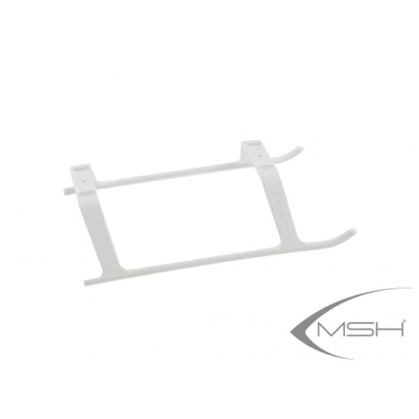 MSH Protos 380 Landing Gear White MSH41214