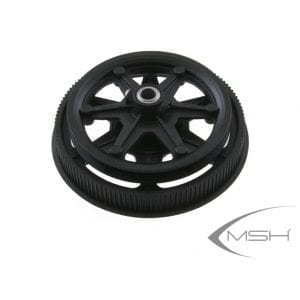 MSH Protos 380 Main Pulley Assembly MSH41145