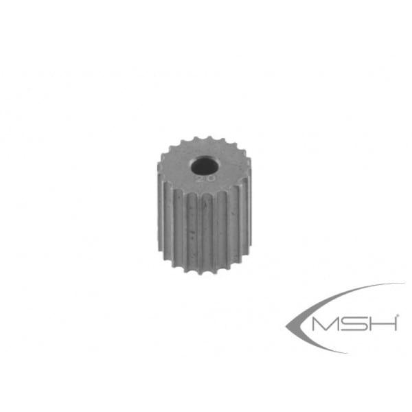 MSH Protos 380 Pinion 03.5 20T MSH41191