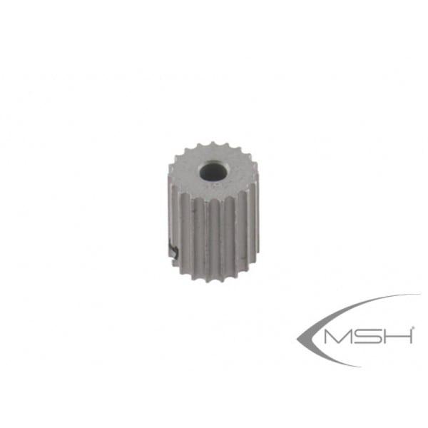 MSH Protos 380 Pinion 03.5 19T MSH41190