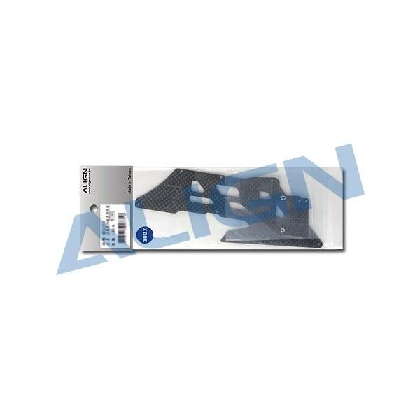 Align Trex 300X Carbon Main Frame H30B001XX