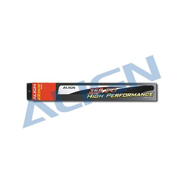 Align Trex 450 HD360A 360 3G Carbon Fiber Blades