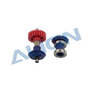 Align Trex 700/800 /E1 Torque Tube Front Drive Gear Set /19T HE1G005XX