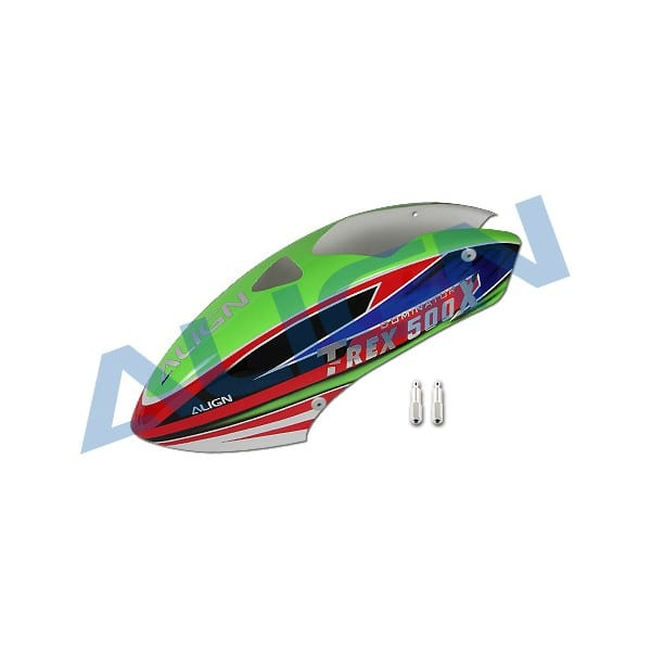 Align Trex 500X Painted Canopy HC5126