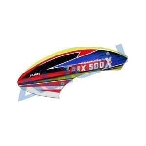 Align Trex 500X Painted Canopy HC5125