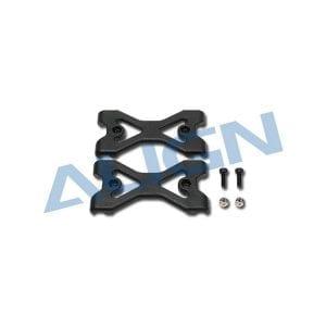 Align Trex 700E HN7112 Tailboom Support Rods Reinforcement Plates