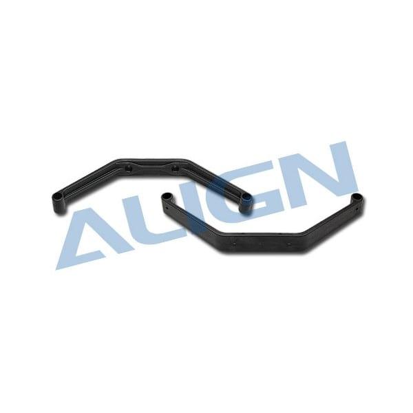 Align Trex 700/600/550 H70059QA Landing Skid/Black