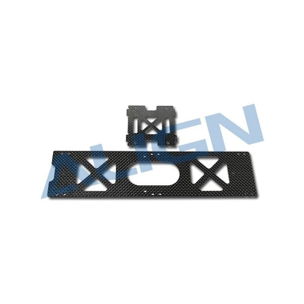 H70043 Carbon Bottom Plate/1.6mm