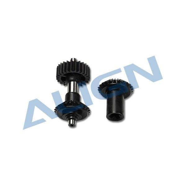 Align Trex 700E HN7043B M1 Torque Tube Front Drive Gear Set/24T