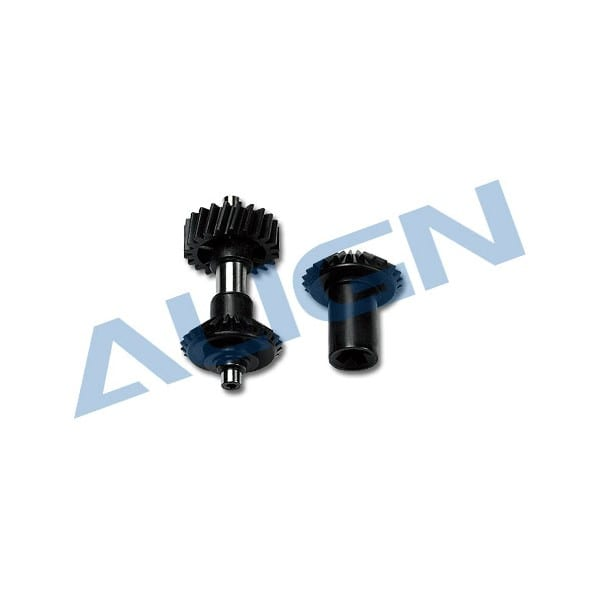 Align Trex 700/800 H70G001AX M1 Torque Tube Front Drive Gear Set/22T