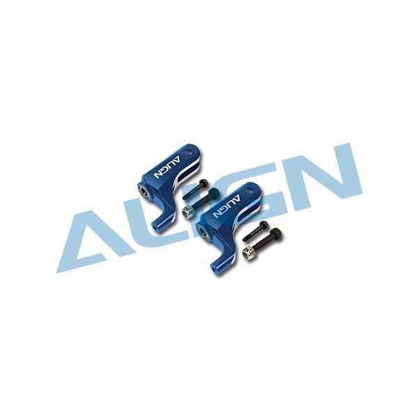Align Trex 450 Pro DFC Main Rotor Holder Set/Blue H45164QN