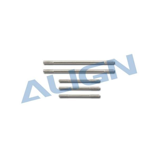 Align Trex 600 EFL Pro H60233 Linkage Rod Set