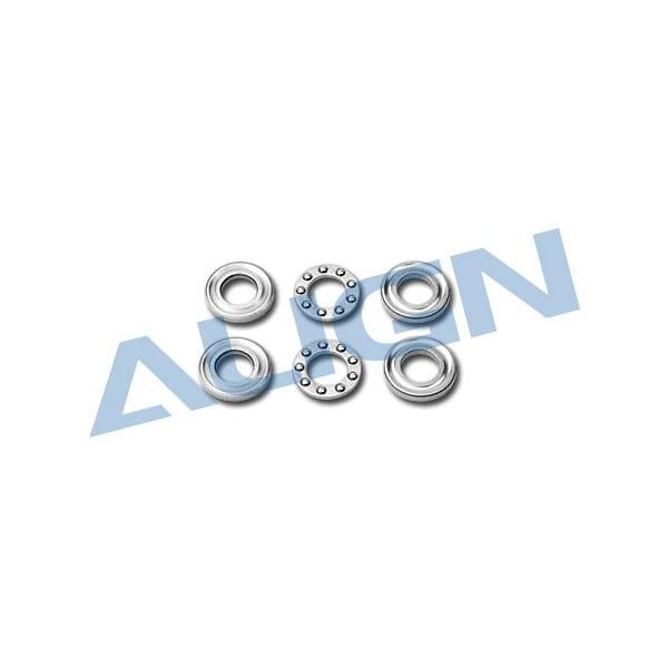 Align Trex 600 HN6125 F5-10M Thrust Bearing