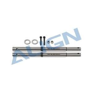 Align Trex 600N DFC H6NH002XX Main Shaft Set