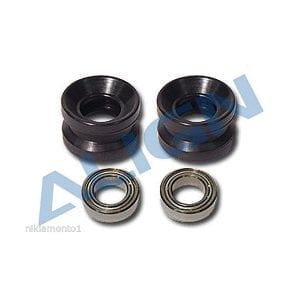 Align Trex 600/700 H60124 Torque Tube Bearing Holder Set