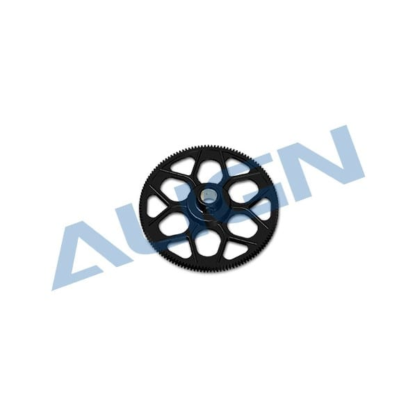 Align Trex 600 H60020AA 180T M0.6 Autorotation Tail Drive Gear set-Black