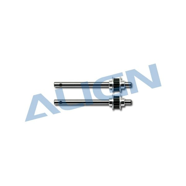 Align Trex 250 H25075 Metal Tail Rotor Shaft Assembly