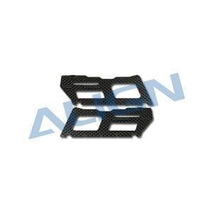 Align Trex 250 Pro H25115 Carbon Main Frame (L)