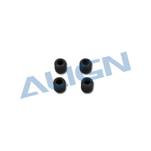 Align Trex 250 H25037A Landing Skid Nut/Black