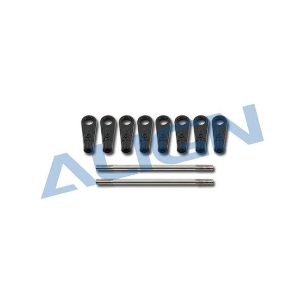 Align Trex 550E H55070 550FL Linkage rod (B) set