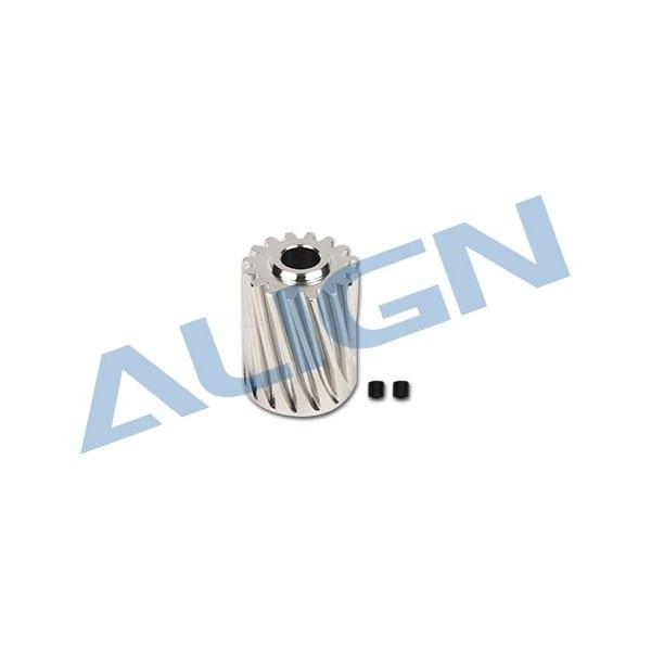 Align Trex 550 H55G003XX Motor Pinion Helical Gear 16T
