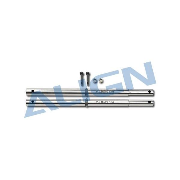 Align Trex 550E H55006 550E Main Shaft Set