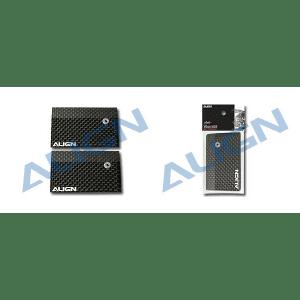 Align Trex 600 H60143 600 Carbon Fiber Flybar Paddle/3K