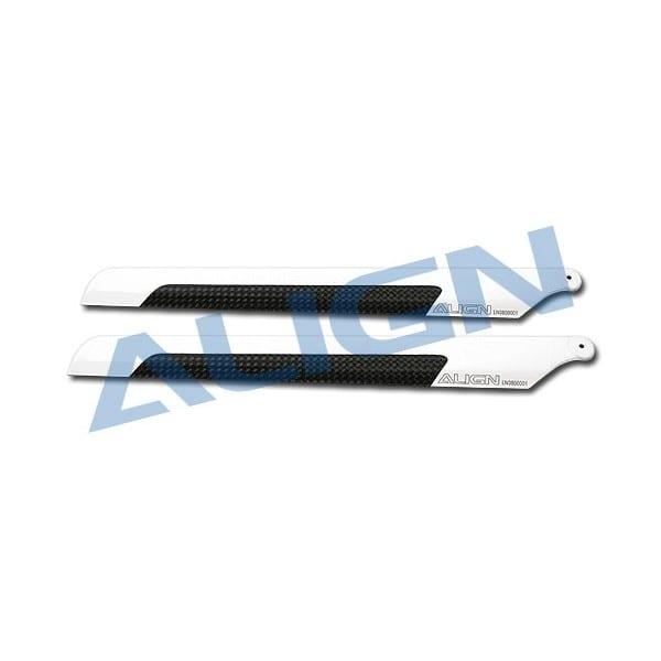 Align Trex 250 HD200B 205D Carbon Fiber Blades